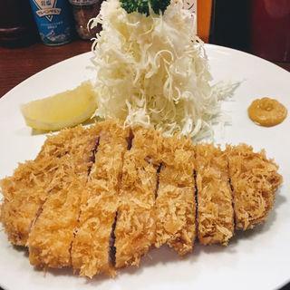 特ロースかつ定食(勝漫 (かつまん))