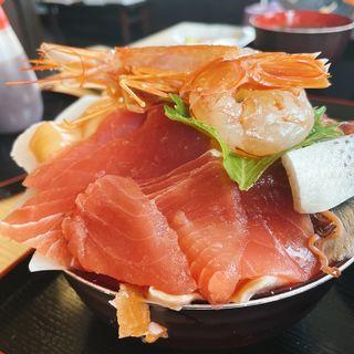 海鮮丼(食事処よかった )