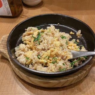 鉄板玉子チャーハン(小) 294円