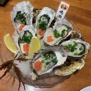 ランチ 生牡蠣