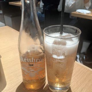 ブレナムジンジャーエール(ビーフキッチン 渋谷店)