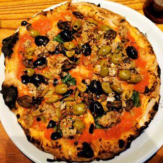 ピッツァ・オリーブ(Pizzeria da Vinci Tokyo)