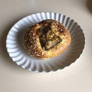 自家製キーマカレーパン