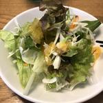 ランチ付サラダ