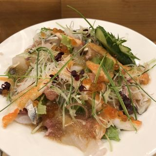 海鮮サラダ(わたり あら浜 )