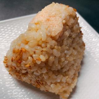 明太子チーズ玄米