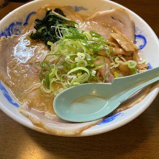 チャーシューメン(麺屋亥龍 (いりゅう))