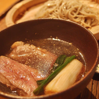 夜のおまかせコース(蕎ノ字)