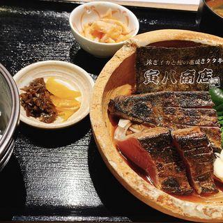 かつおの藁焼きたたき定食(寅八商店 梅田店 )