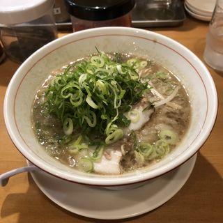 ど・豚骨ラーメン(Neo背脂ラーメン612姫路駅前店)