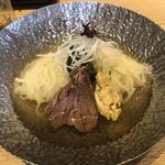 冷麺ハーフ