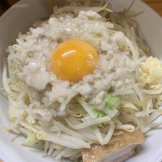 まぜそば塩(大盛)(麺処 マゼル (MAZERU))