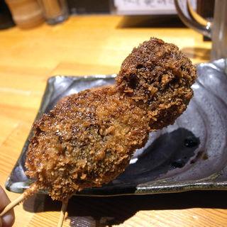串揚げ(椎茸)(丸鷹酒場 赤羽本店 (マルタカサカバ))