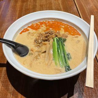 坦々麺(元気印のラーメン えにしや)