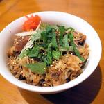カツオと大葉の混ぜご飯