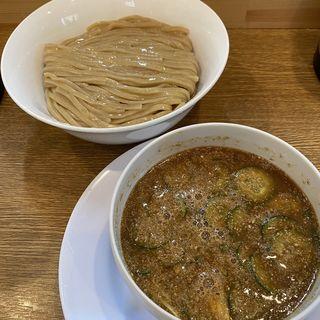 冷やし味噌つけ麺