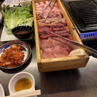 赤字セット(韓国料理マニト )