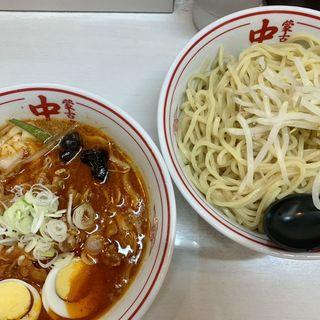 冷し五目味噌タンメン(麺超特大)