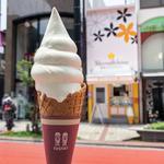 東京バニラソフトクリーム