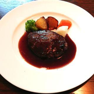 国産牛ヒレ肉ステーキ