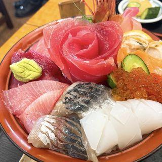 海鮮丼(まるよ 西条店 )