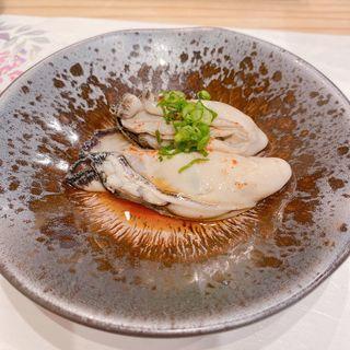 牡蠣(鮨・稲荷 たけ屋)