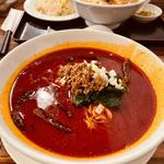激辛坦々麺