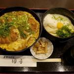 ヒレカツ丼セット