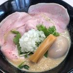 極濃鶏白湯