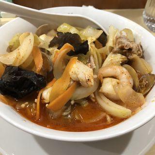 韓チャンポン麺