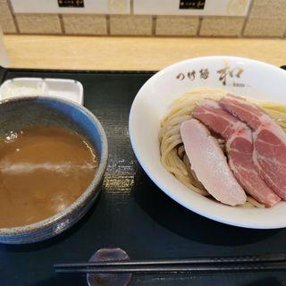濃厚塩つけ麺(限定)