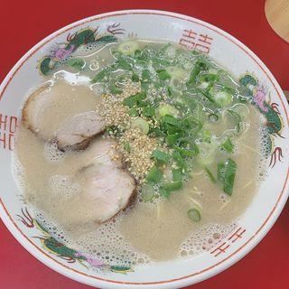 ラーメン(博多長浜ラーメン 味のまんぷく)