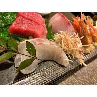 魚介・貝刺身5種盛り