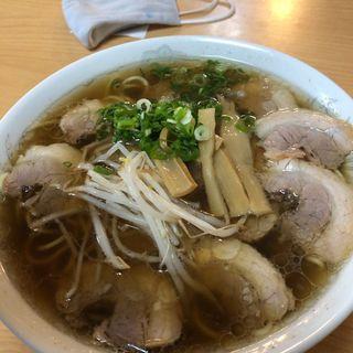 チャーシュー麺 小