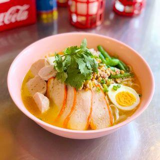 タイのフォー(クイッテイアオ)(サイアムガイズトーキョ―)