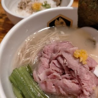 真鯛らーめん 雑炊セット(真鯛らーめん 麺魚 )