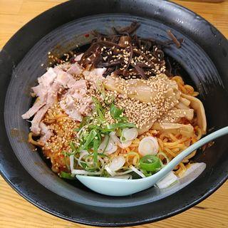 ピリ辛味噌まぜ麺 1.5玉