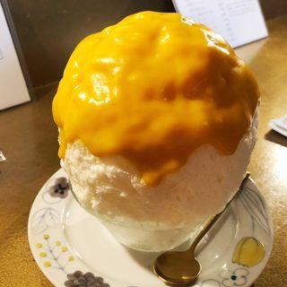 カボチャレアチーズ