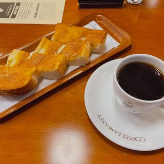 バタートースト(珈琲大使館 秋葉原店 )