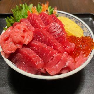 黒鮪丼(こし庵 )