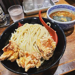 とりからつけ麺(三田製麺所 五反田店 )