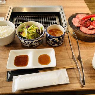 kintan 焼肉セット(恵比寿焼肉 kintan (エビスヤキニクキンタン))