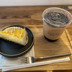 ブラックコーヒー(深煎り)