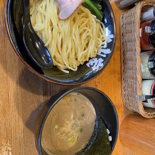 濃厚煮干豚骨つけ麺(ラーメン大山家 (おおやまや))
