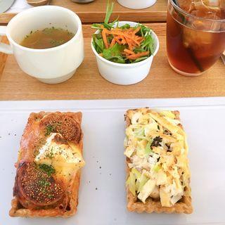 お惣菜タルトセット