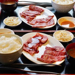 選べる焼肉ランチ(土日祝17時迄限定)