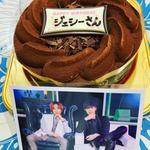チョコ生ケーキ S
