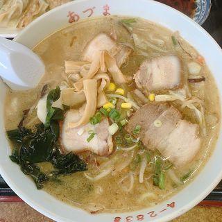 広東風醤油ラーメン