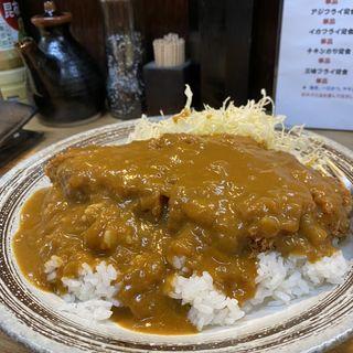 特選カツカレー(桐半 )