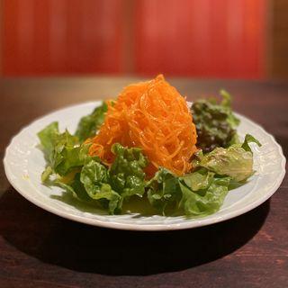 オレンジ香る人参サラダ
